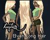 Elven Long hair