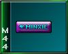 [M44] Minxie Sticker