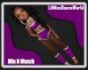 LilMiss  MNM 1 Purple S