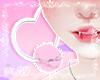 eloli Earrings. Pink