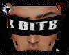 |J| I BITE Blindfold