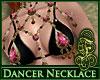 Dancer Necklace Quartz