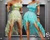 XIs Olive Dress