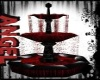 Crimson & PVC Fountain