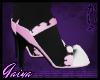 G: Dou heels