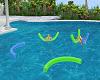 Noodle Pool Floats