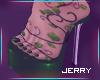 ! Poison Ivy Heels