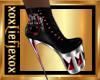 [L] BADASS Red Boots F