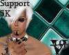 {V} Support 5K