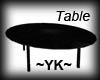 ~YK~ Dark Table