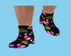 Boots Black Flamingo 931