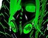 -x- toxic green gas