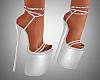 Lusy Silver Heels
