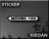 [KG] Missing You