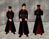 Femme Goth Militant Coat