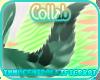 +ID+ Grøn Tail V1