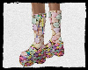cute candy platforms