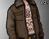 rz. Fur Coat Tattoo