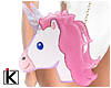 |K Unicorn Crossbody