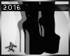 女 Kylie Black Boots