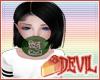 [Devil] Potty Mouth