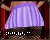 HQ:Lavender Moon Skirt