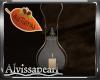 Rustic Autumn Lamp