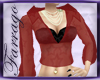 ~F~Starlet Top (Red)