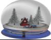 Huge Snow Globe