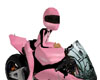 vettes pink helmet