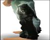moonlight werewolf pants