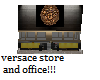 versace store and office