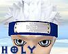 Holy Ninja White Hair+HB