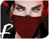` Red Mask M