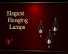 Elegant Hanging Lamps