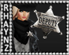 Wild West Deputy Badge F