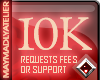 MAy™ 10K Request|Support