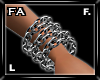 (FA)Wrist Chains V3 F L