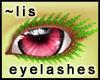 Lashes [spring]