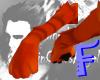 Anyskin Big Hand Paws F