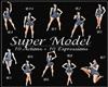Super Model 10Poses