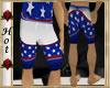 ~H~4th Shorts M