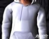 White Classic Hoodie