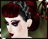 ß)Dita hair with net