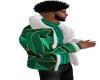 IB  Emerald Green Fur