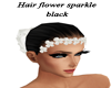 EGhair flower sparkle