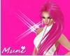 ✂ Sirena Hair Pink