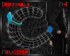 M! Derivable Cat Tail
