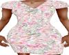 rose church dress