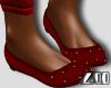 [zuv] balerinas red